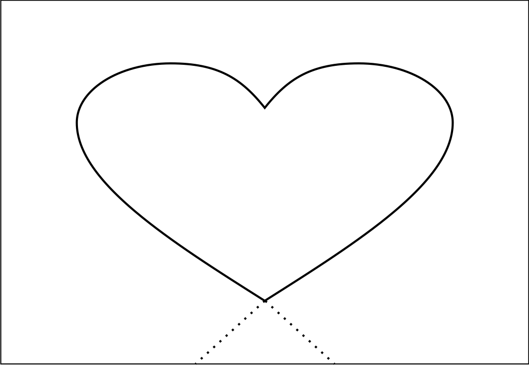 Holz Herzen