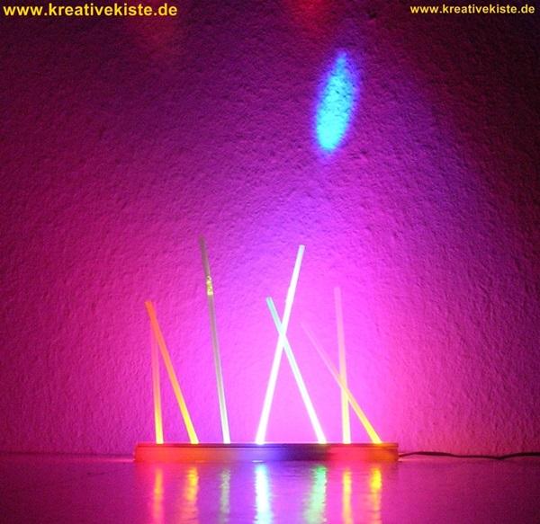 Led Wohnzimmerlampe Selber Bauen : kreative led ...