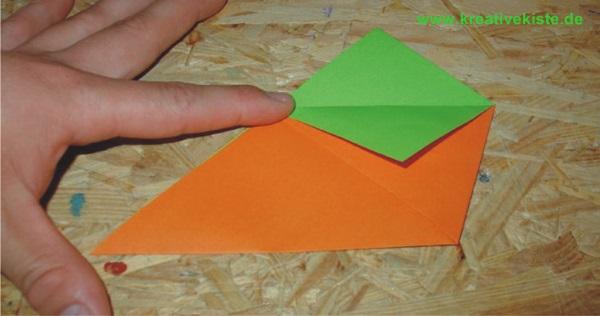 papierspiel falten