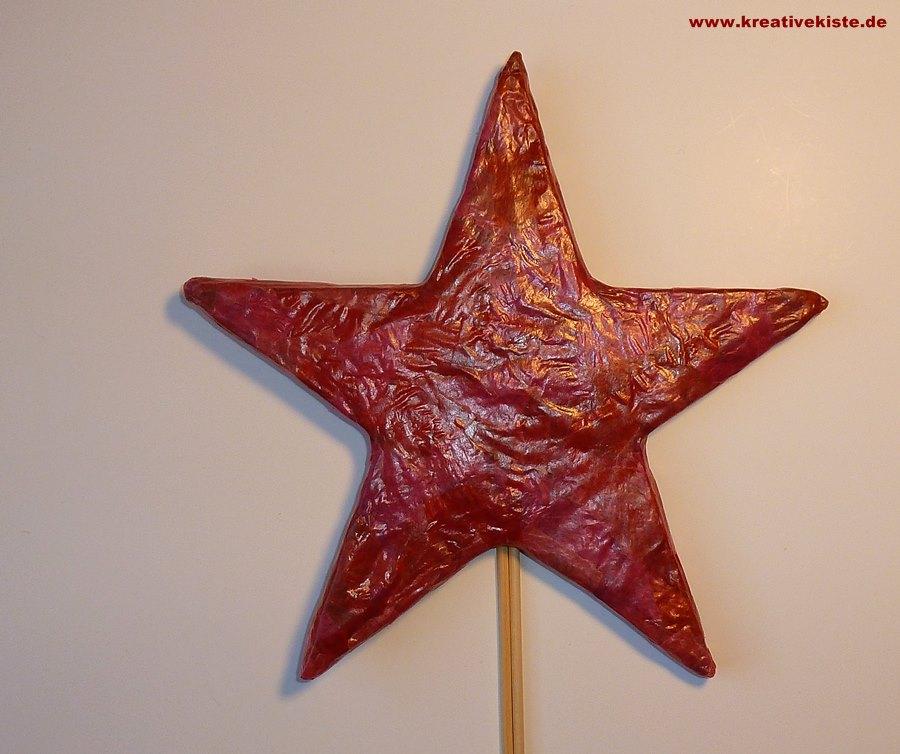 Kreative sterne for Sterne basteln vorlagen