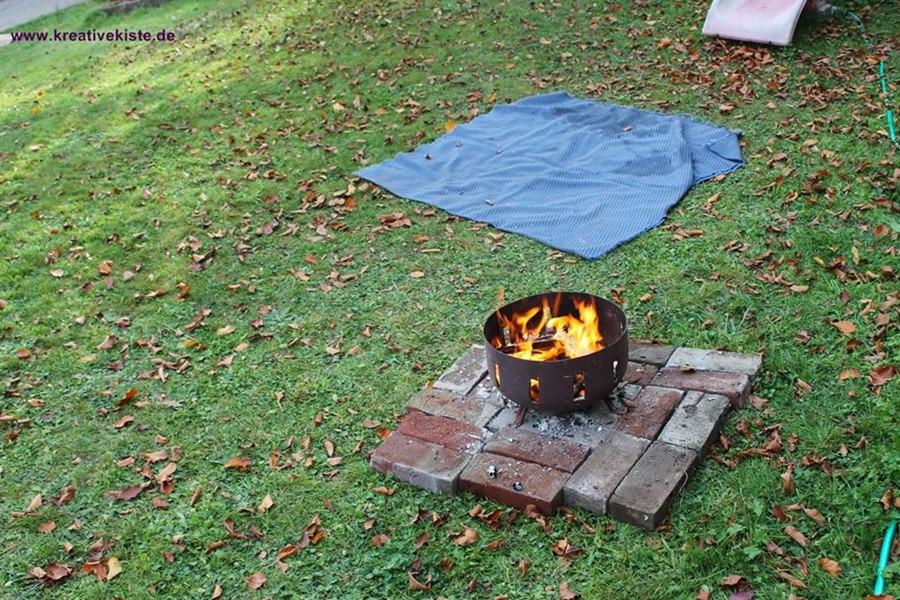 Feuerschale for Feuerschale selber bauen
