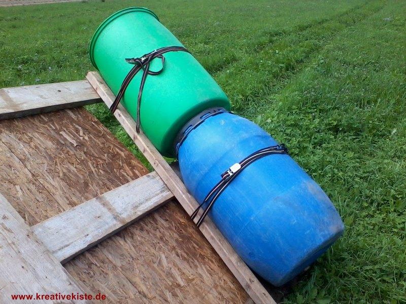 Floss bauen for Outdoor spule selber bauen