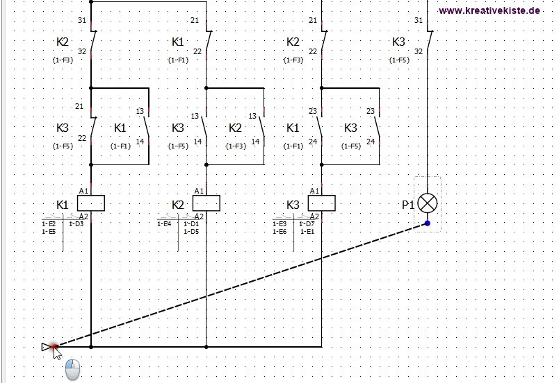 schaltplan software qelectrotech. Black Bedroom Furniture Sets. Home Design Ideas