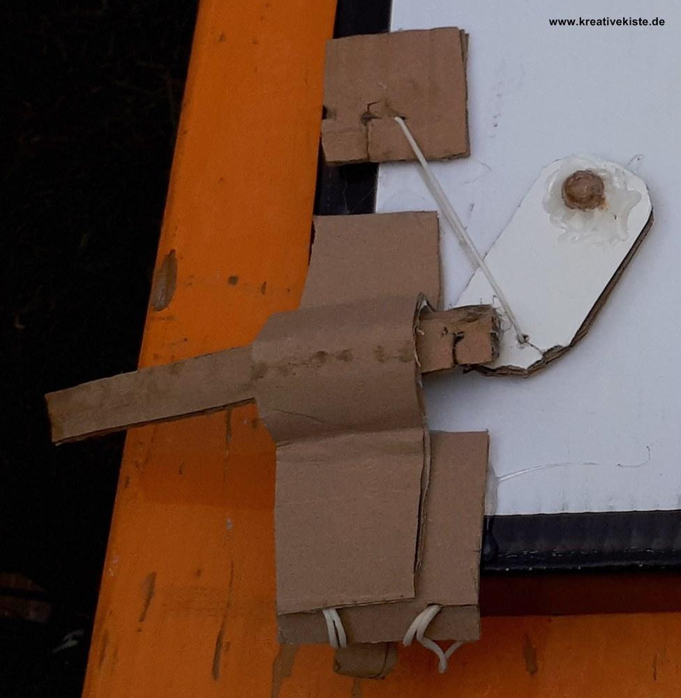3 Einfachen Flipper Aus Pappe Selber Bauen