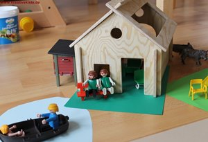 Spiele basteln - Playmobil basteln ...