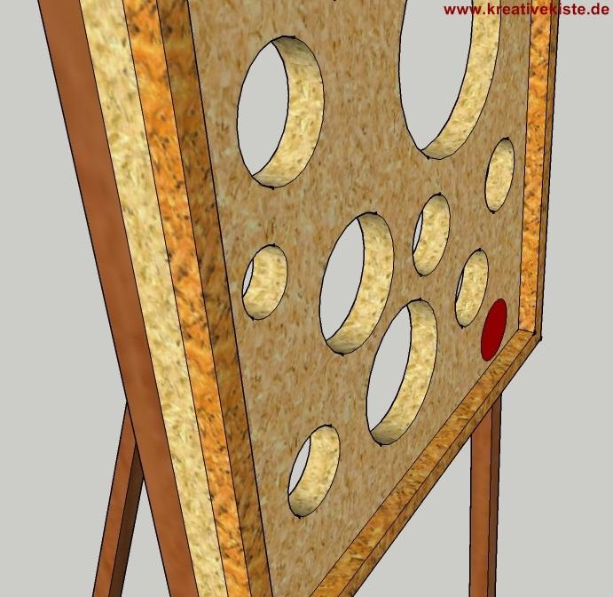lochwand. Black Bedroom Furniture Sets. Home Design Ideas