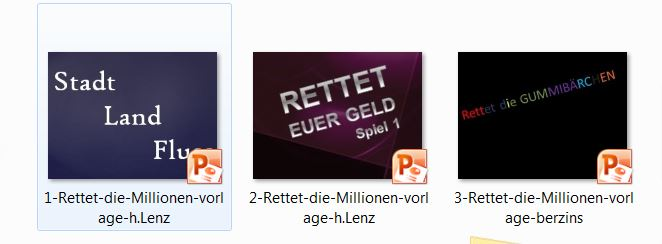 rettet-die-millionen-vorlage-power-point